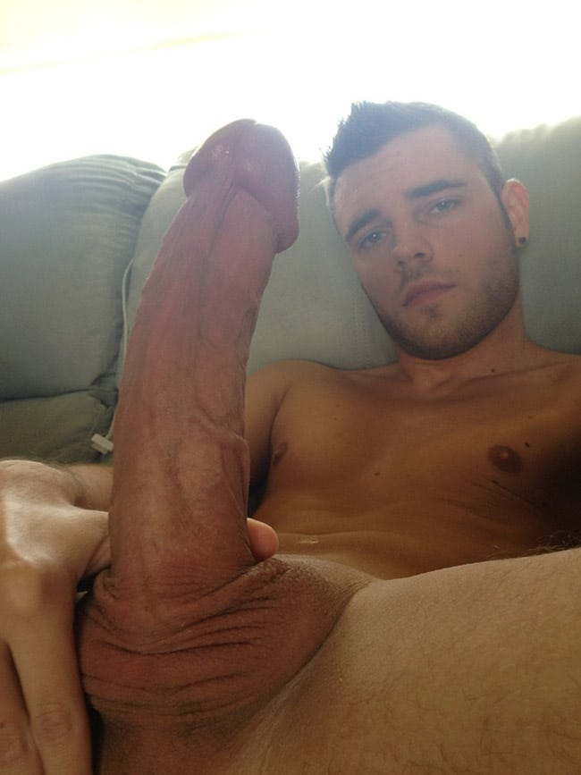 Big Erect Dick