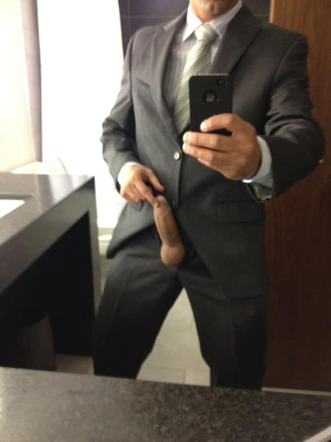 Business Man's Dick
