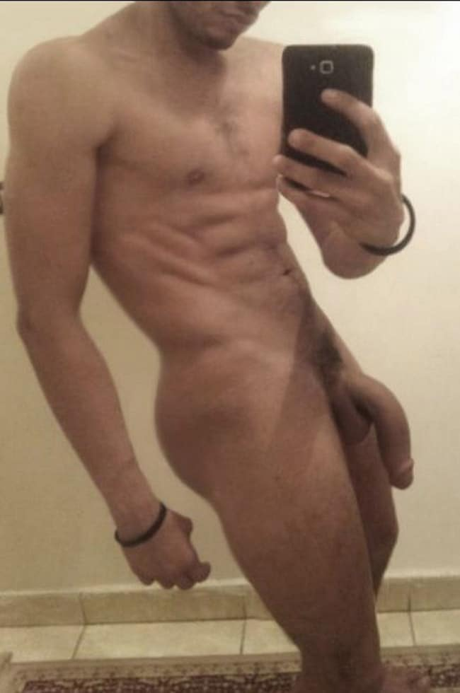hot guys with huge soft penis naked