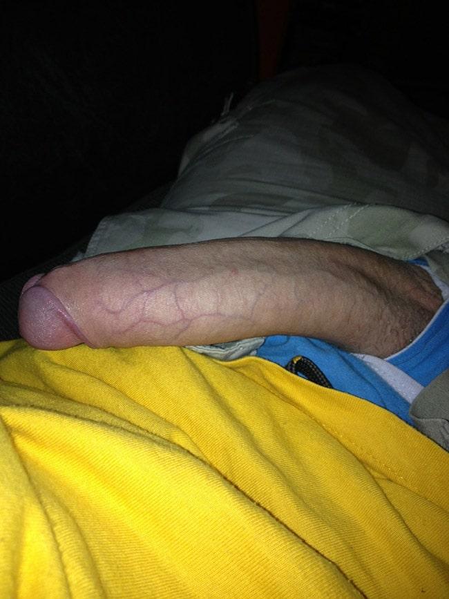 Hot Hard Penis