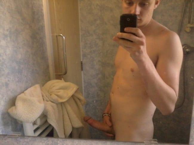 Teen Guy's Dick