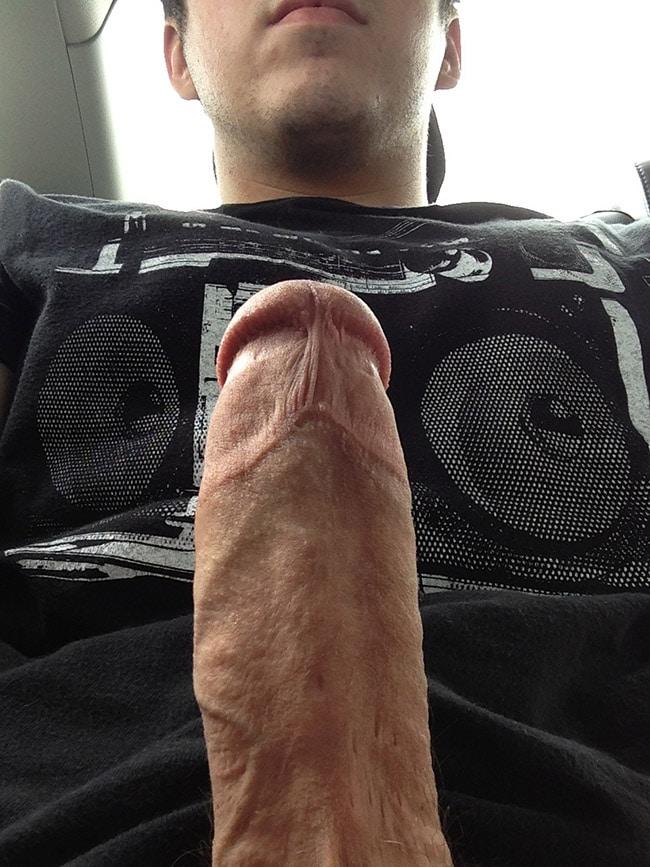 Big Erect Cock