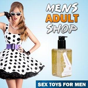 Mens Adult Shop